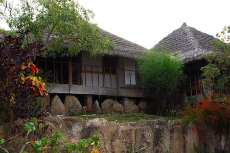 Eco cabin near the ocean in Ayangue - Ayangue
