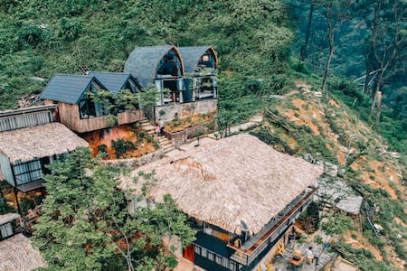 Chalet Swiss Đôi - Chillout Village Tam Đảo
