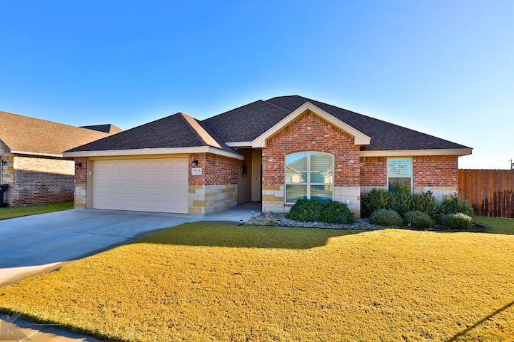 New and Sharp In Southlake Estates!