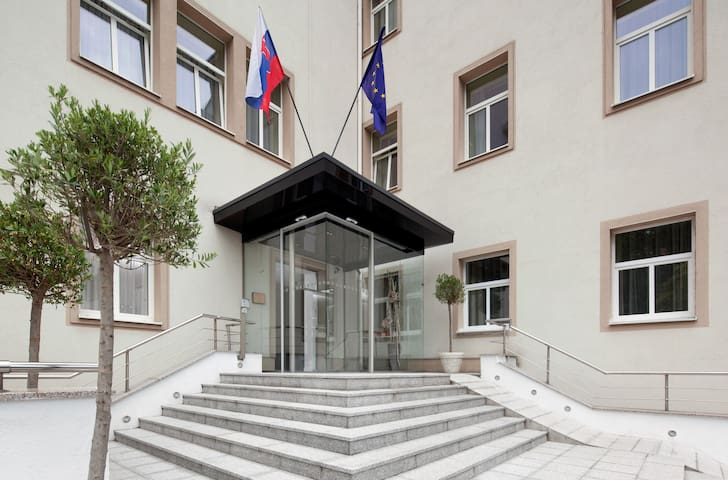 One bedroom Apartment in the Heart of Bratislava
