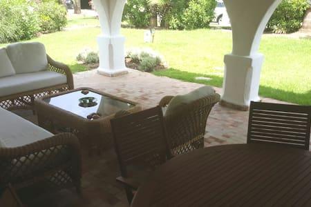 Appartement rez de jardin au Golf Beach Cabo Negro - M'diq - Кондоминиум