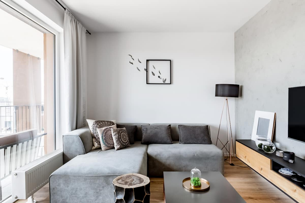 Ultramodern and Artistic Apartment Close to Downtown