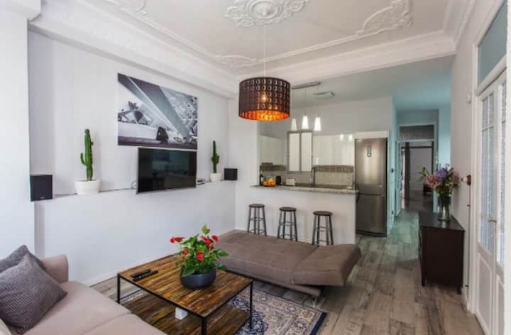 Beautiful Flat in the heart of Valencia