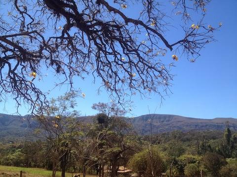 Natureza, conforto e segurança na Serra da Moeda!