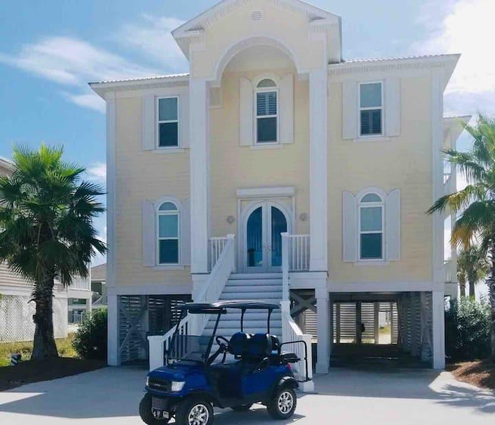Gulf Shores Lux Beach House|Nov & Dec Available