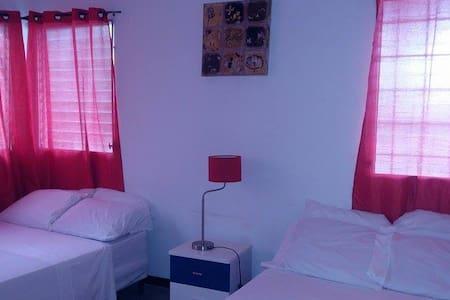 Habitación con baño compartido en casa campestre - Chame District