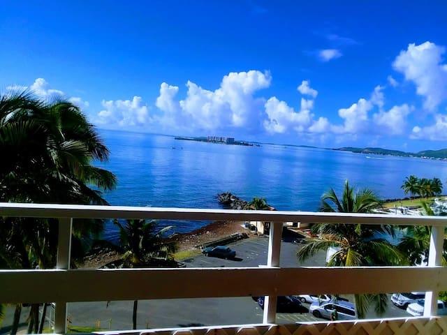 Ocean View, Beautiful studio - Fajardo, PR