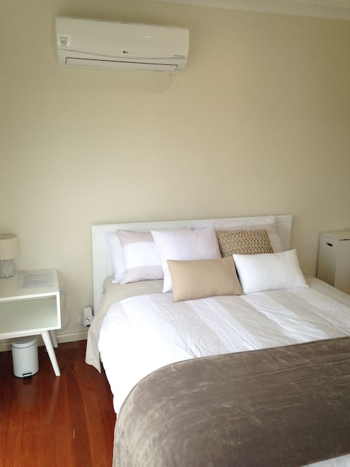 New Air Conditioned Room