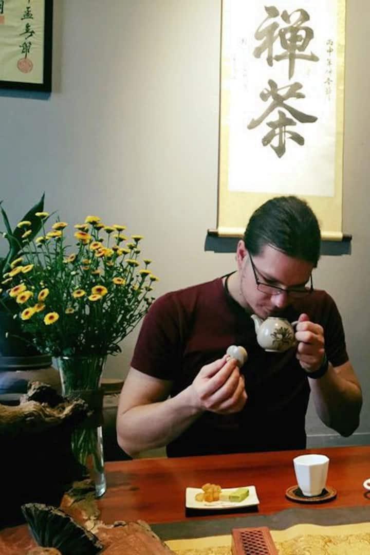 Tea appearance, fragrance and taste