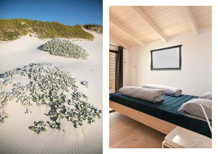 SOUL SURF RETREAT with ocean and mountain views
