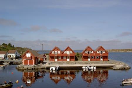 Hedleholmen Feriehytte, Åkrehamn - Åkrehamn - Srub
