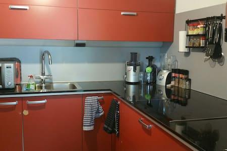 1 bedroom in cosy appartment - Ámsterdam - Apartamento