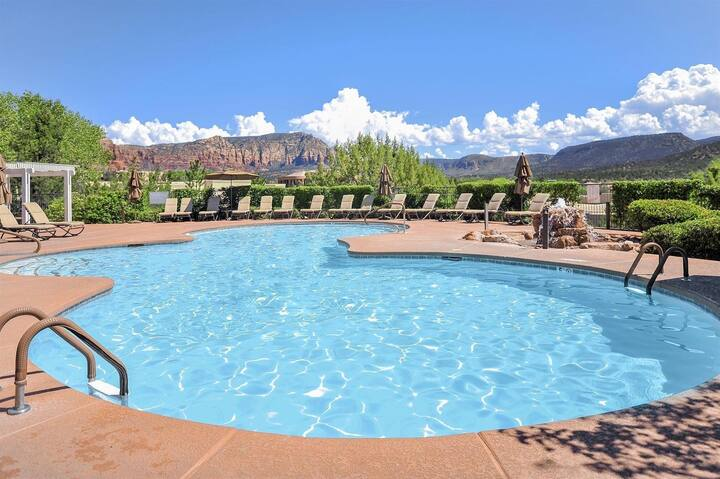 The Ridge on Sedona Golf Resort Studio Unit, SATURDAY Check-In