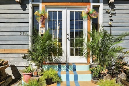 gwen's Holistic House - New Orleans - House