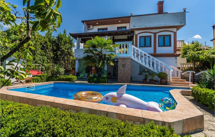 Amazing home in Buzet with WiFi and 2 Bedrooms