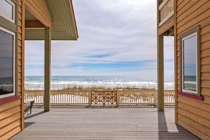 Executive Beach House-  On The Gulf - Pensacola Beach - Rumah