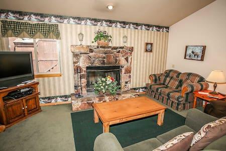 801- Pine View Cottage - Биг Бэер Лейк - Дом