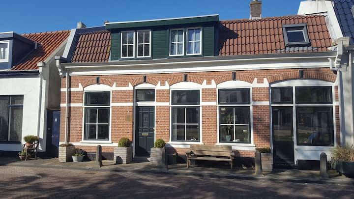 Bauke's Beach House in central Zandvoort