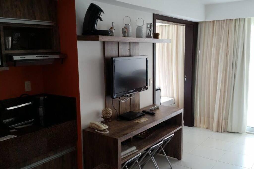 TV na sala