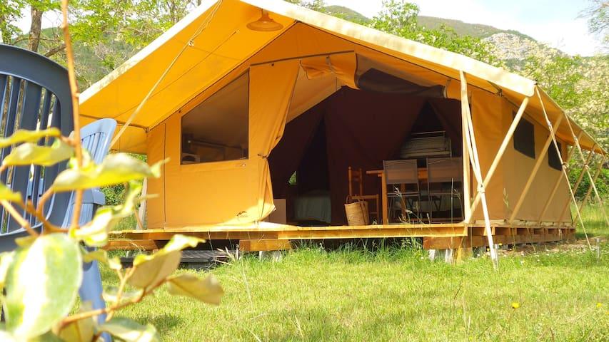 Tente Cabanon