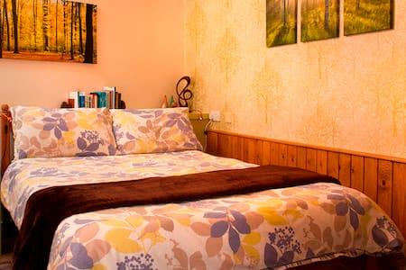 Studio Room at The Old School Hostel Trefin - Trefin - Bed & Breakfast