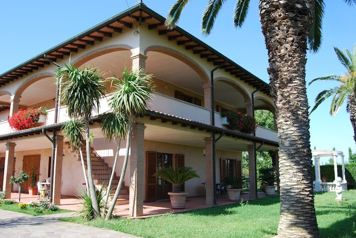 Apartment in the green Maremma - Marsiliana - Apartment
