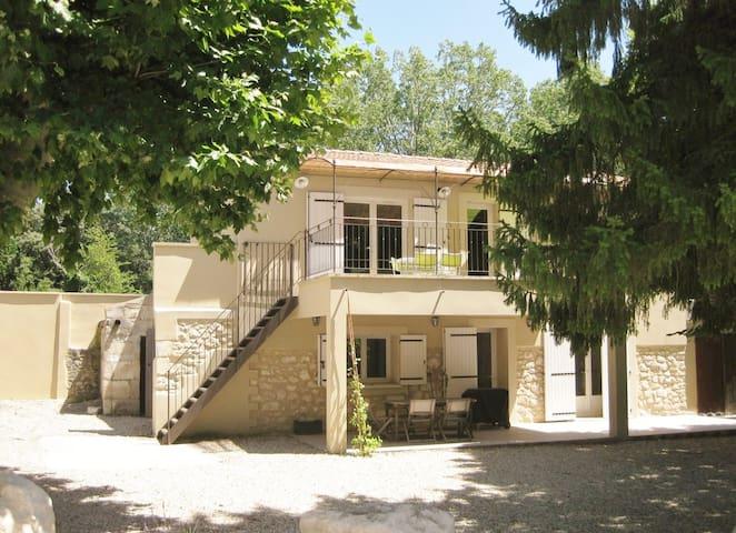 Gite de campagne très calme en Provence - Orgon - Wohnung