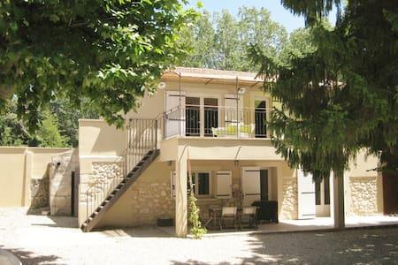 Gite de campagne très calme en Provence - Orgon - Daire