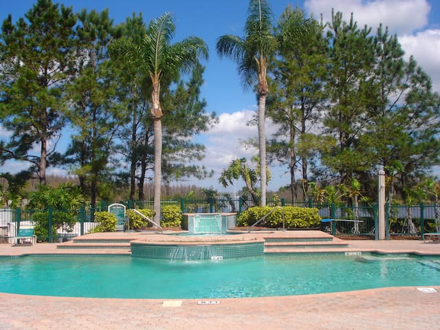 Tampa Bay-close to beaches & Disney - Lutz - Appartement