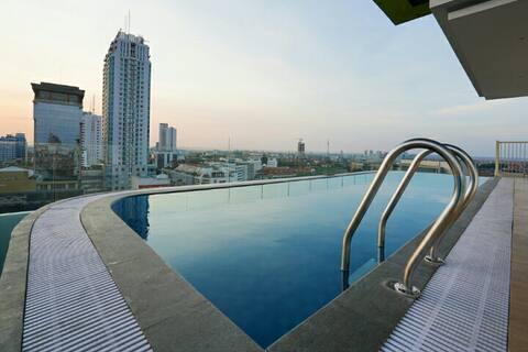 Great Hotel In City Center of Surabaya