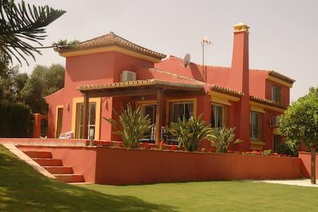 Luxurious villa in Sotogrande Spain - Sotogrande