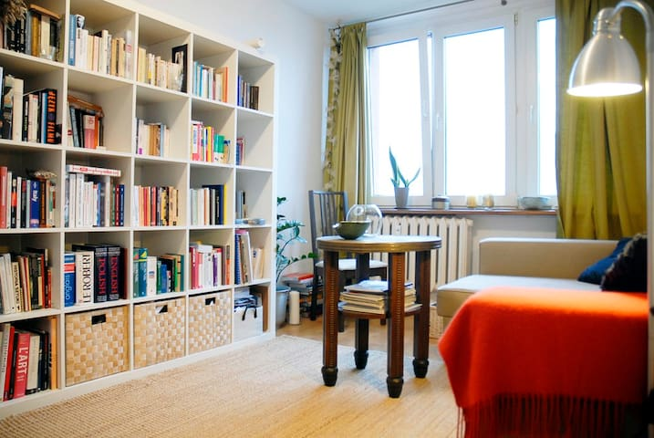 Comfortable and elegant apartment. - Wroclaw - Daire