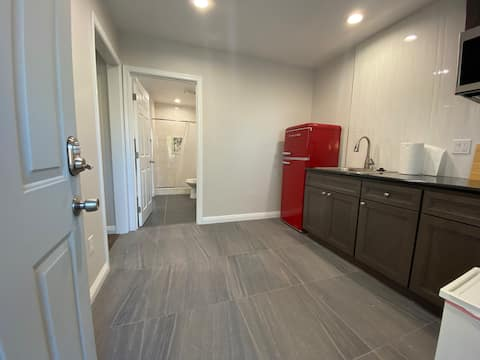 New remodel small one bedroom