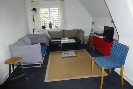Gemütliche Dachgeschosswohnung - Barsbüttel - Apartamento