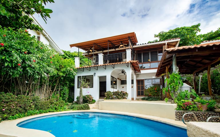 Beach Front Villa #6