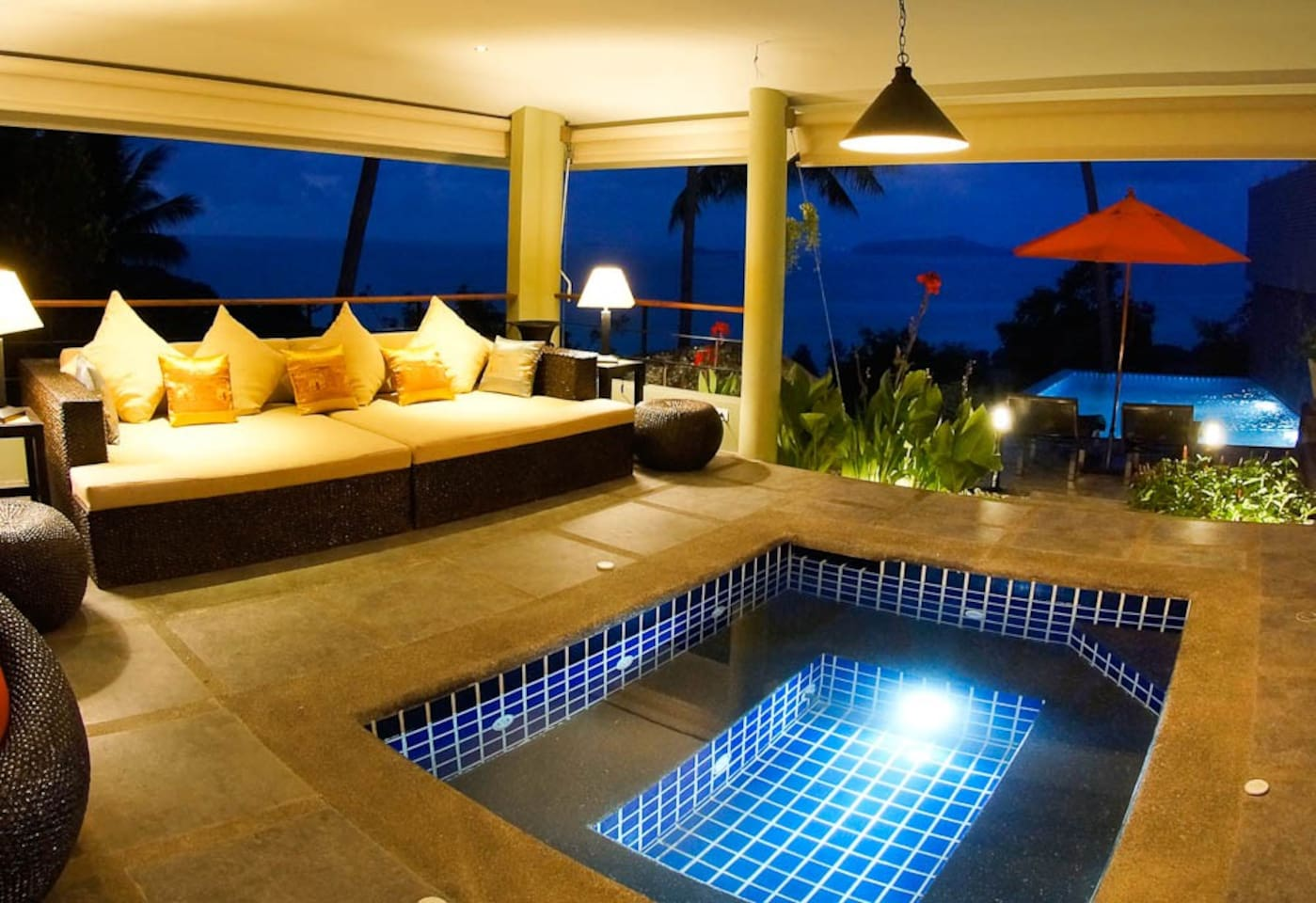Romantic and exotic 1 bedroom villa with pool   villen zur miete ...