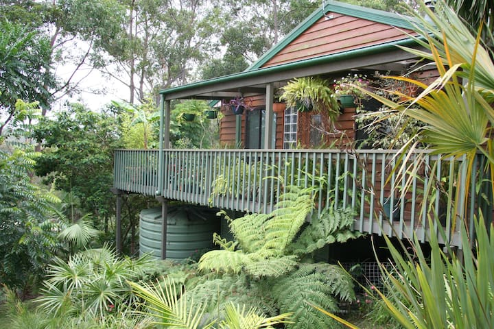 Beach cottage on NSW south coast