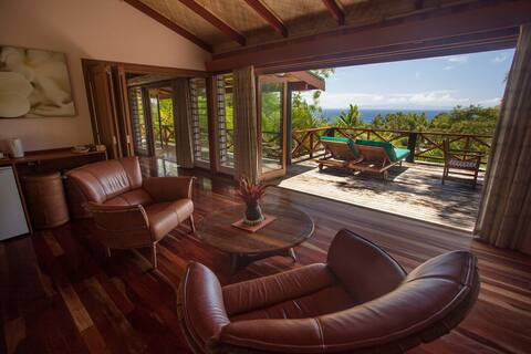 The Taveuni Treehouse   Fiji