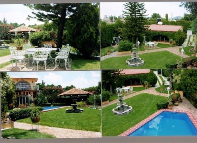 Holiday House Cuautla, Morelos - Cuautla - Casa