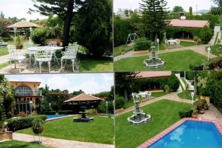 Holiday House Cuautla, Morelos - Cuautla