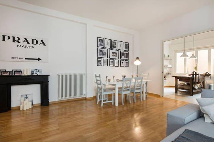 Lovely & chic flat @ heart of Milan - Milà - Pis
