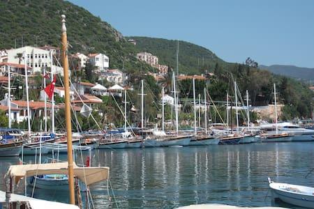 Seaview apartment, Kas Turkey - Kaş - Wohnung