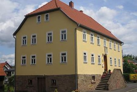 """Scholtese"" - Privatzimmer - Fulda - Bed & Breakfast"