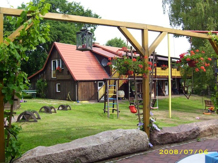 Ferienwohnung A auf dem Bauernhof