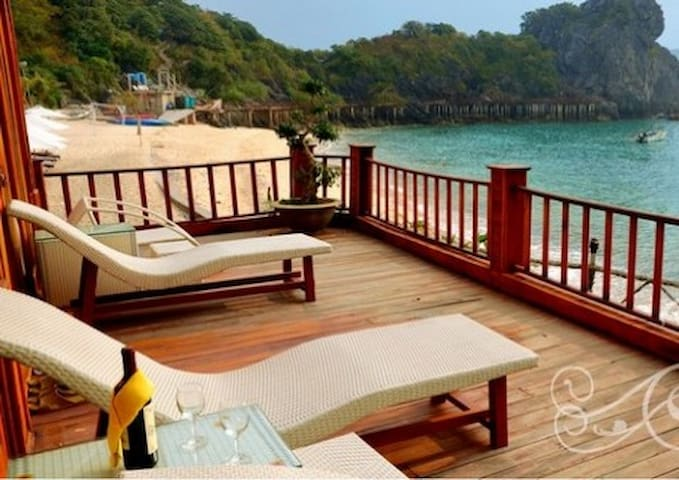 Bungalow with great sea view - Ha Long - Villa