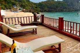 Picture of Bungalow with great sea view