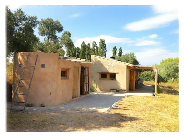 THREE ACRES FARM IN THE HEART OF MA - Cretas - Casa