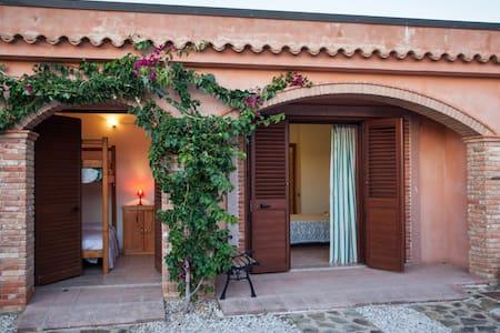 Sardinia Su Prelau Two-Room Flat - Gonnesa - 公寓