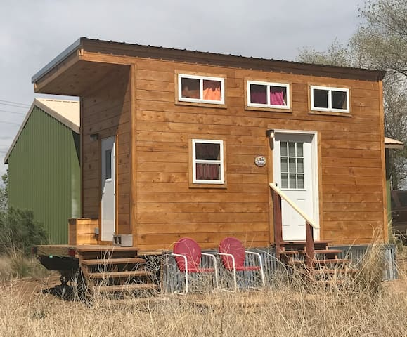 The Mesa Verde Tiny House (Social Distance Haven)
