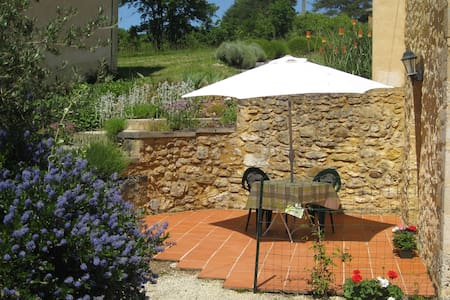 Cosy, self-contained gite, swimming pool - Peyzac-le-Moustier - Dom